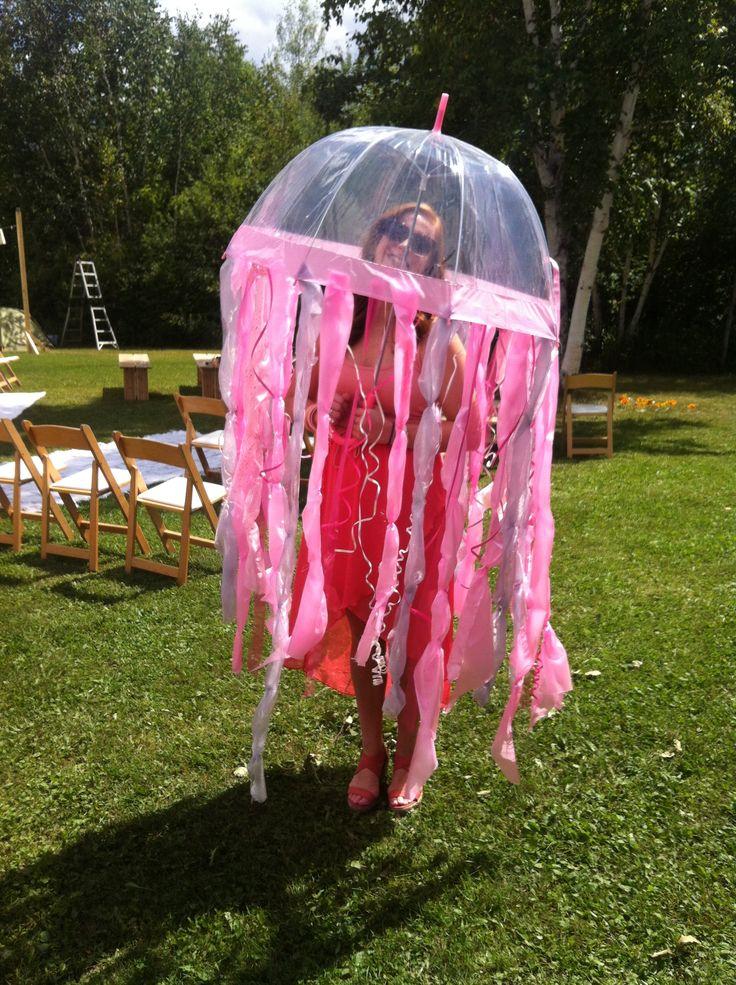 Jellyfish Costume My Creativity Pinterest Funny
