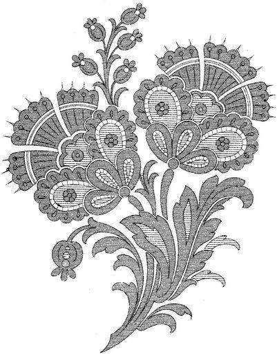 Фантазийные цветы.. Обсуждение на LiveInternet - Российский Сервис Онлайн-Дневников
