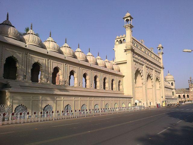 Gateway of Asafi Imambara, Lucknow, India