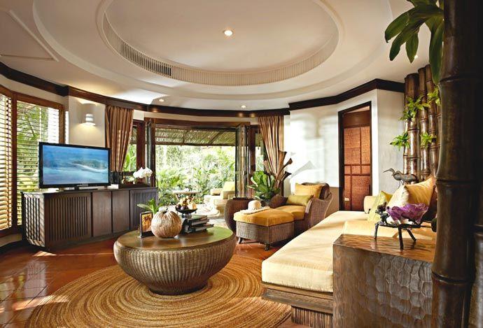 Rayavadee Hôtel de luxe en Thailande