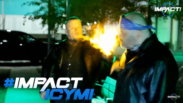 Sami Callihan & Konnan Summit | #IMPACTICYMI Dec. 14th, 2017 - YouTube