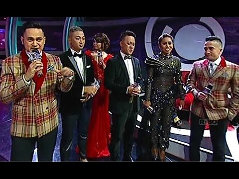 Konser Result Final 3 Besar Dangdut Academy 2 Evi Masamba Masih Merajai ...