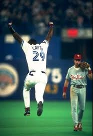 What an ending to the 1993 World Series!! Congrats to Joe Carter and the Toronto Blue Jays!!!!!!!! A forgotten back to back titles!!
