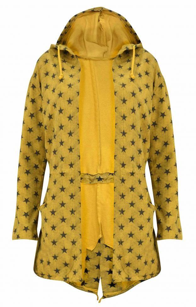 Γυναικεία ζακέτα φούτερ με τύπωμα  ZAKE-0628 Γυναίκα - Πλεκτά και ζακέτες