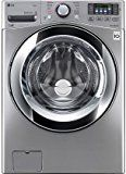"""#ad #9: LG WM3670HVA 27"""" Front Load Washer with 4.5 cu. ft. Capacity, in Graphite Steel  https://www.amazon.com/LG-WM3670HVA-Washer-Capacity-Graphite/dp/B01KI6XARU/ref=pd_zg_rss_ts_la_13397491_9?ie=UTF8&tag=a-zhome-20"""