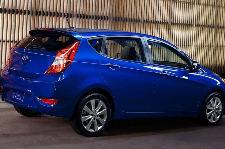 Accent Hatchback Hyundai Characteristics - http://autotras.com