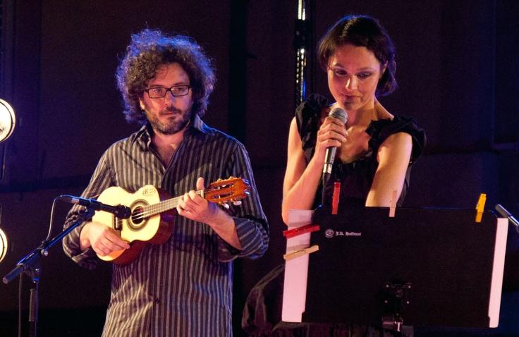 Musica Nuda 11 Luglio  2011 Pistoia