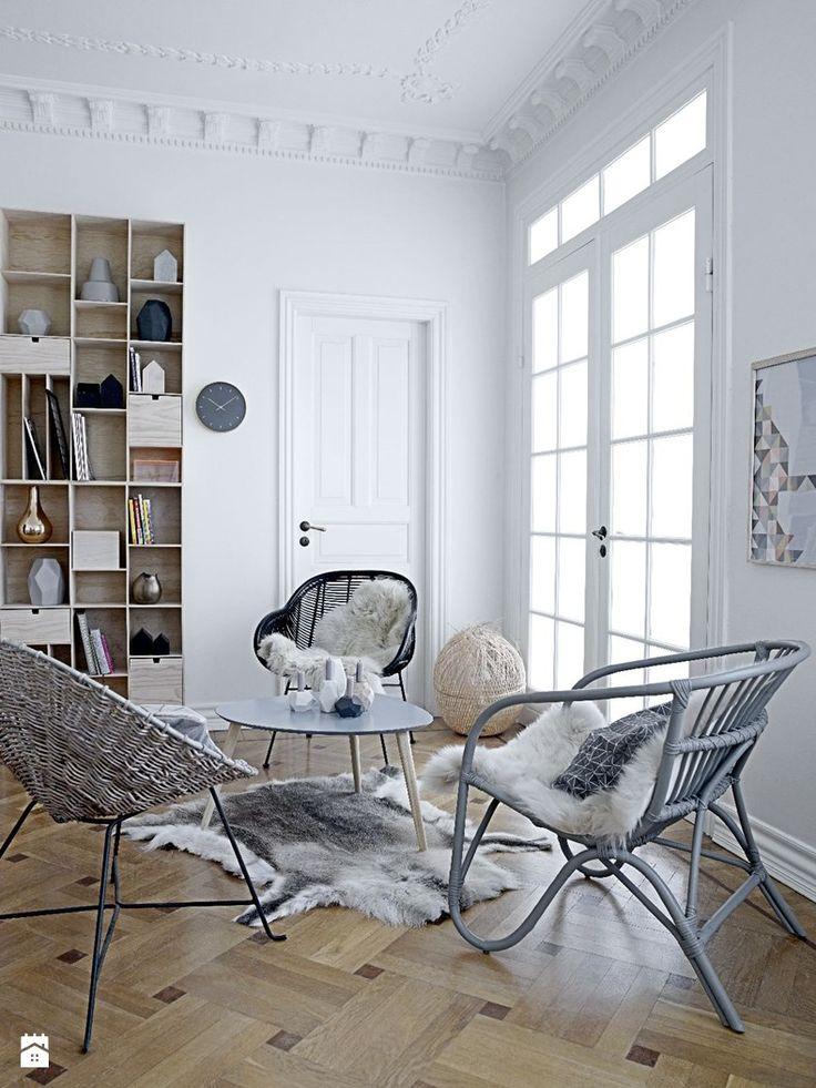 Salon - Styl Skandynawski - agamartin.com