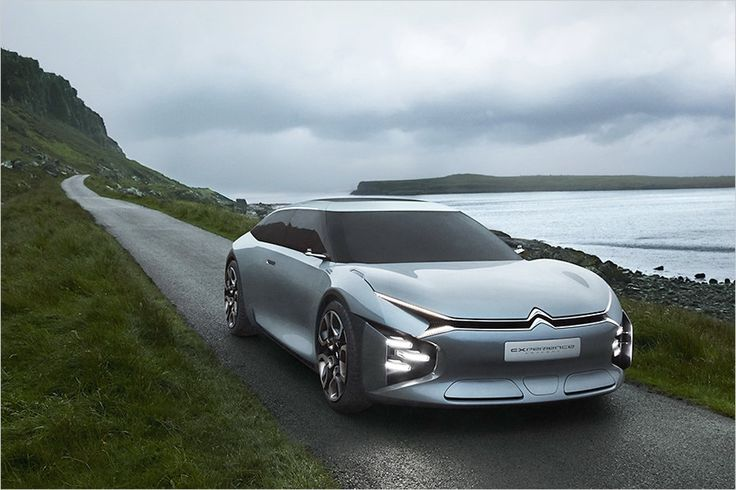 Citroën looks into his own future - All About Automotive