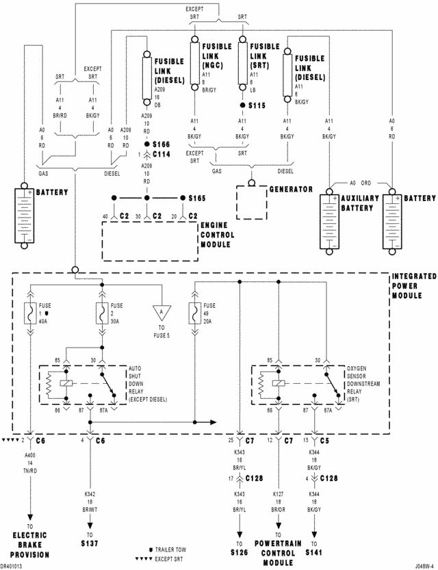 2003 Dodge Ram 2500 Ecm Wiring Diagram Wiring Diagram By
