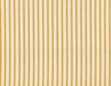 """22"""" Bed Skirt Gathered Yellow Ticking Stripe traditional bedskirts"""