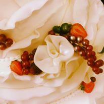 red fruit cake  #torta della pasticceria la Mimosa di http://www.simocakedesigner.it