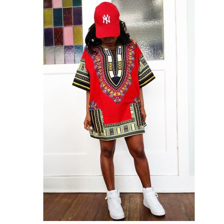 Can't wait to get a dashiki