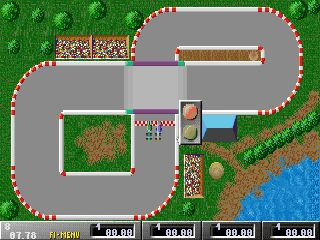 Slicks 'n' Slide was etched in our memories in childhood and adolescence during long intensive gaming sessions while squeezed around one keyboard.