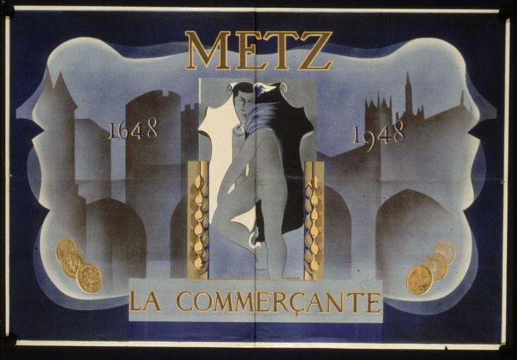 Metz la commercante, 1648-1948