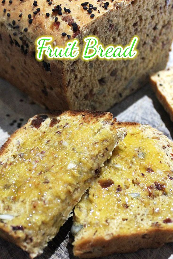 This fruit bread is so easy to make using your Thermomix (of similar). Your whole family will love it.