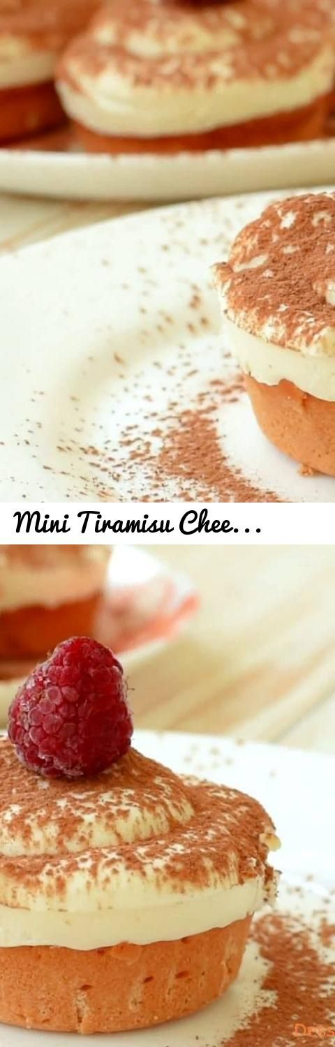 Mini Tiramisu Cheesecakes Recipe - Perfect Dessert for Christmas... Tags: how, to, how-to, make, homemade, at home, recipe, recipes, video, tutorial, DIY, instructions, best, ever, favorite, desserts, dessert, christmas, tiramisu, Tiramisu, No-bake dessert, Classic Tiramisu, Summer dessert, coffee dessert, Italian Tiramisu, Italy, Tiramisu (Dish), Chiappa Firearms (Business Operation), Sister, Classic, Recipe (Literature Subject), Cooking (Award Discipline), Italian Food, dessertscorner…