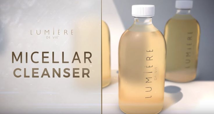 5 Reasons to Add a Micellar Cleanser to Your Beauty Arsenal
