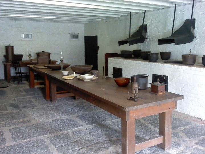 Fort Henry Kitchen Kingston Ontario OntarioDining Room TablesThe