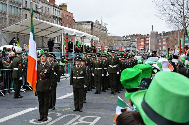 O PRIMEIRO ST. PATRICK'S DAY NA IRLANDA - Pronto,usei!