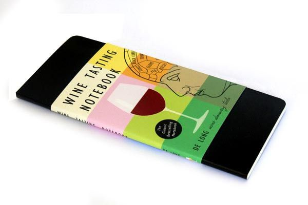 Softbound Wine Tasting Notebook