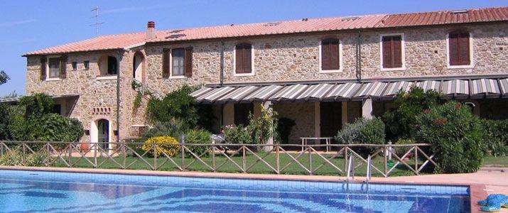 Lo Stellino Resort - Costa degli Etruschi