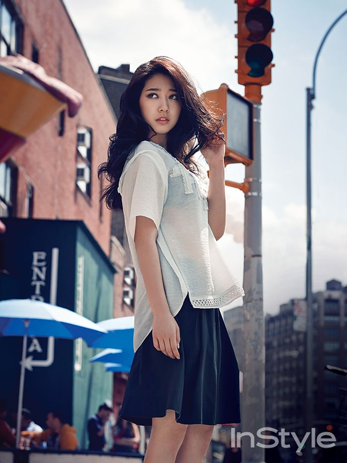 More Of Park Shin Hye From InStyle Korea's June 2014 Issue | Couch Kimchi