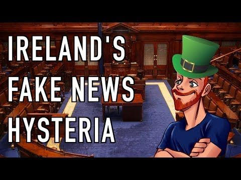 """Communism has taken over in Ireland! Ireland vs """"Fake News"""": I May Have to Emigrate - YouTube"""
