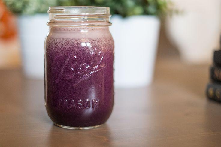 Purple Cabbage Delight Juice – 7 Day Juice Challenge