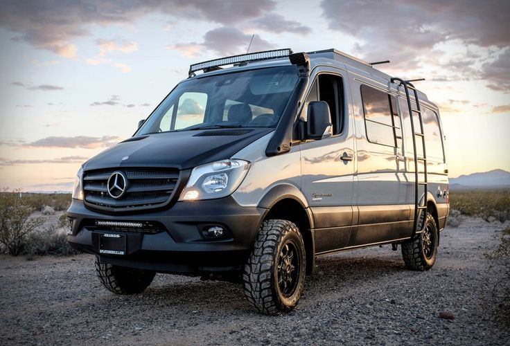 Sportsmobile Sprinter 4x4 | Image