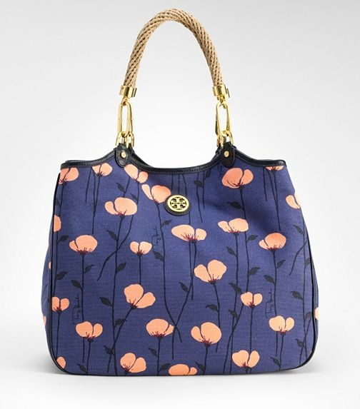 Tory Burch Printed Channing Tote
