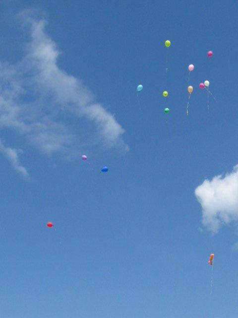 Balloons Photo: Beata Bauer