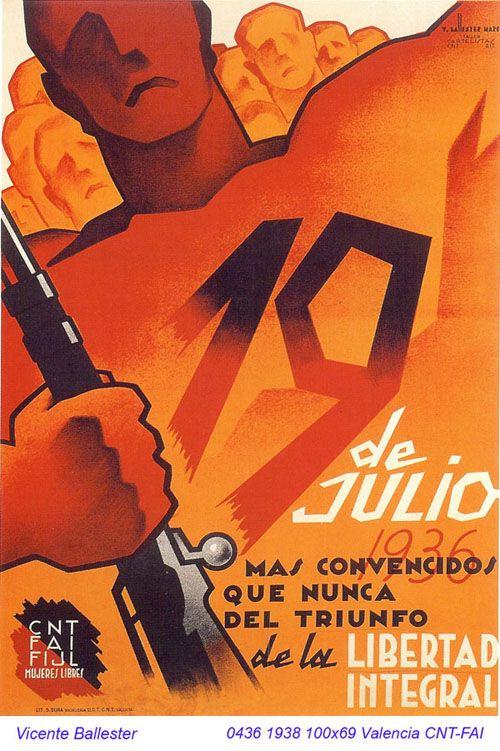 Memoria republicana - Carteles - Vicente Ballester