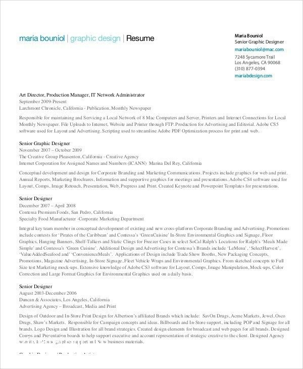 68 Awesome Stock Of Example Of Great Resume 2016 Resume templates