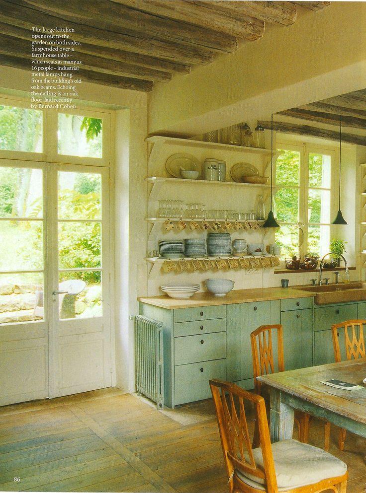 Kitchen Ideas No Island 116 best kitchen: no uppers images on pinterest | dream kitchens