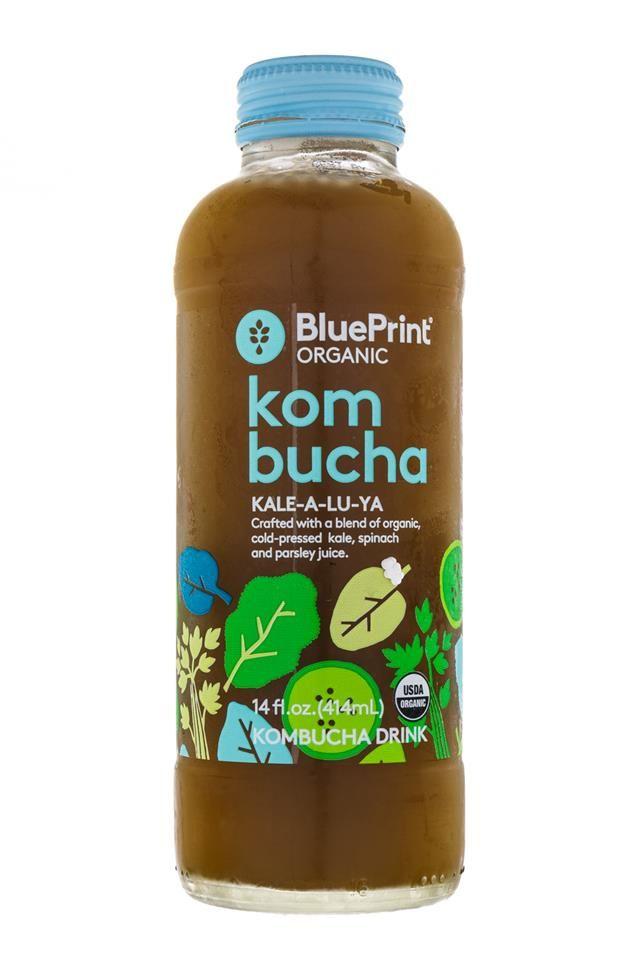 Fruit & Veggies #illustration for BluePrint kombucha drinks. #beverage #drink #leenakisonen #packagingdesign #packaging #kombucha #fresh #kalealuya