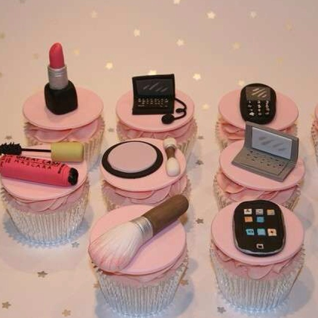 Gateau design cupcake