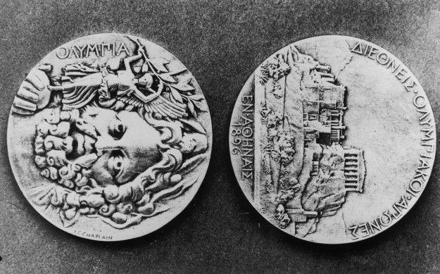 Los primeros Juegos Olímpicos modernos en 1896 ni siquiera tenían medallas de oro. | 19 Datos curiosos de los Juegos Olímpicos que probablemente no sabías