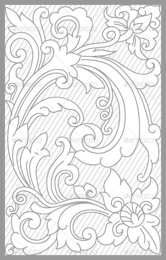 Leather carving stencils pixshark images