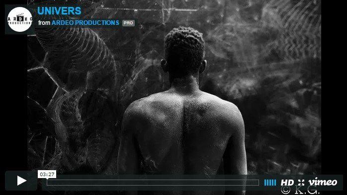 UNIVERS: Chalk Mural + Dance (video)