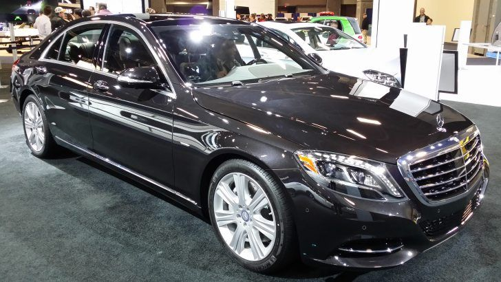 Click visit to take the full quiz! These flagship luxury sedans were introduced in 1972 and are still produced today. Pictured here is the 2014 Mercedes S-Class. -- Answer: S-Class -- #Cars