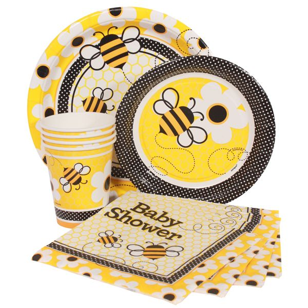 Bumble Bee Baby Shower Express Party Package At Birthday Direct