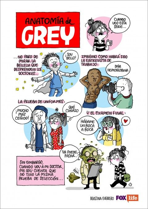 M s de 25 ideas incre bles sobre ver anatomia de grey en for Ver serie life