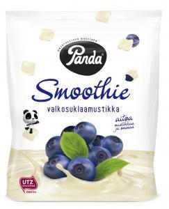 PANDA Smoothie Valkosuklaamustikka 100 g