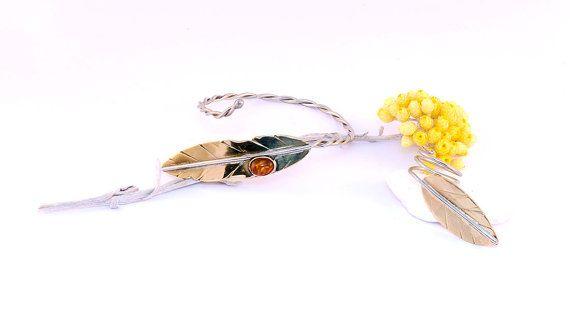 Woodland Bracelet Forest Elf Bracelet Cuff by AnVhandmadecreations #etsysale #etsy #sale #jewelrysale #giftsale #anvhandmadecreations #etsyshop