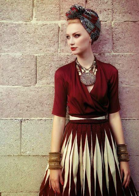 Tendance, la mode ethnique chic – Blog mode de fil…