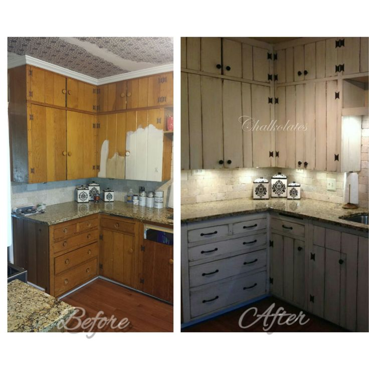 Painted Glazed Kitchen Cabinets Pictures