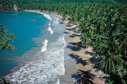 Playa Medina, Venezuela