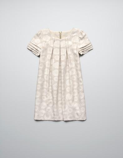 JACQUARD DRESS - Dresses - Girl (2-14 years) - Kids - ZARA United States