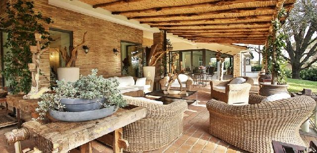 Modern Brick Home Design